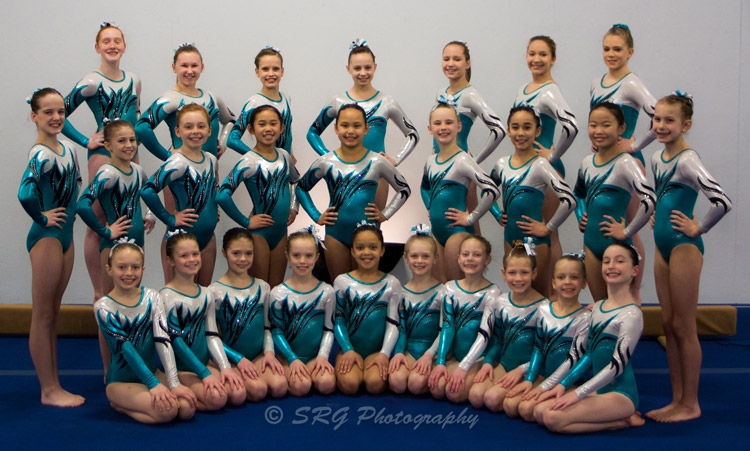 Our Competitive Gymnastics Team Info Including Practice